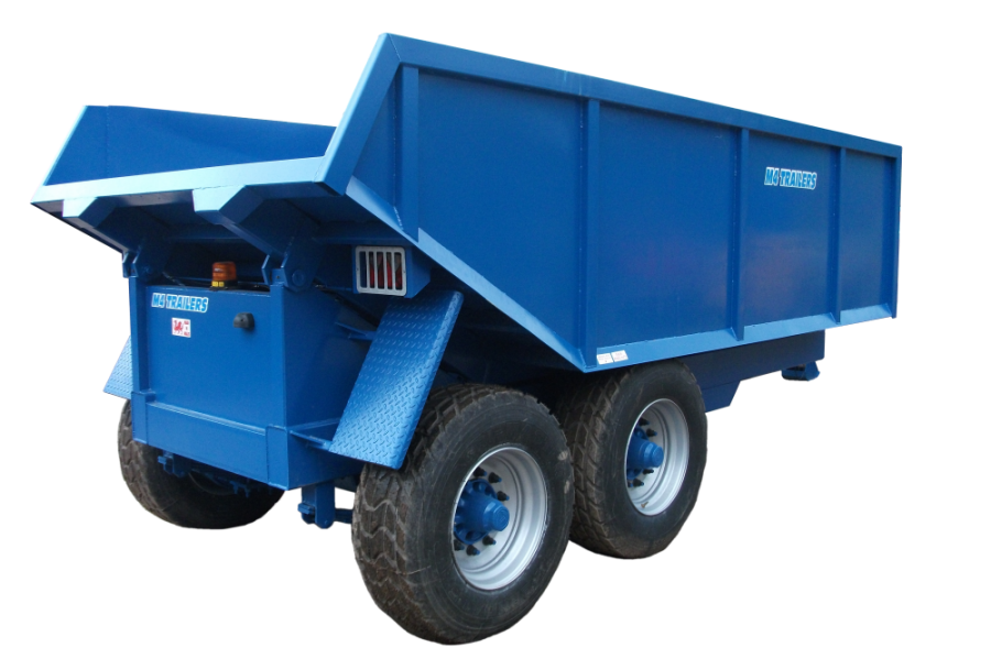 Tipper & Dumper Trailers