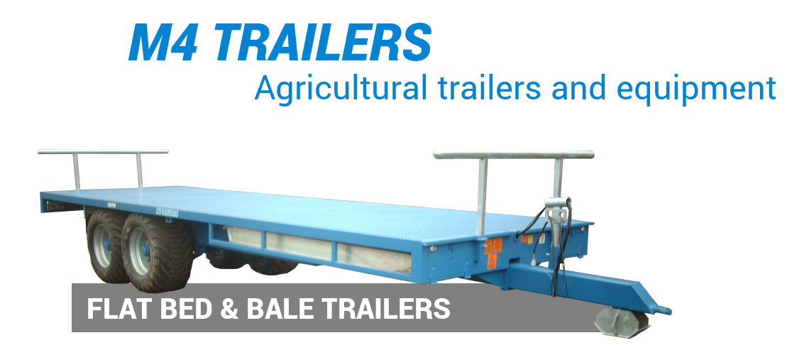 M4 Trailers   High-quality agricultural trailers for farmers